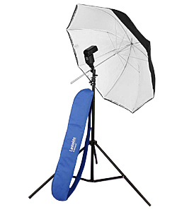 Lastolite Kit Parapluie Tout-en-Un :: Test / Review