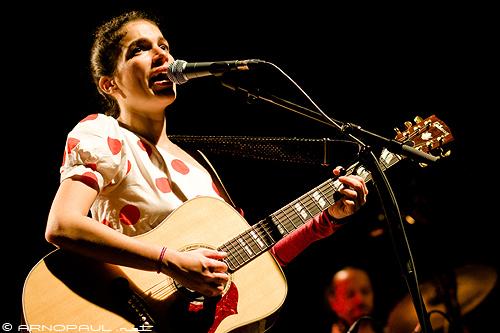 Yael Naim & David Donatien + Alifair :: 10.11.08