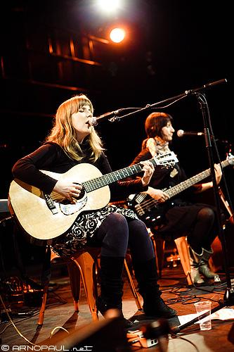 Emily Jane White + François Virot + No Opera :: 26.02.2009