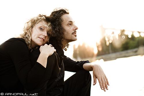 Lisa Louize et Maël Nesti
