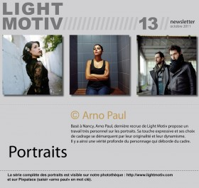 Newsletter de l'agence Light Motiv