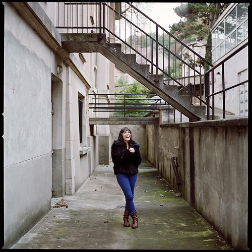 Brune :: portrait