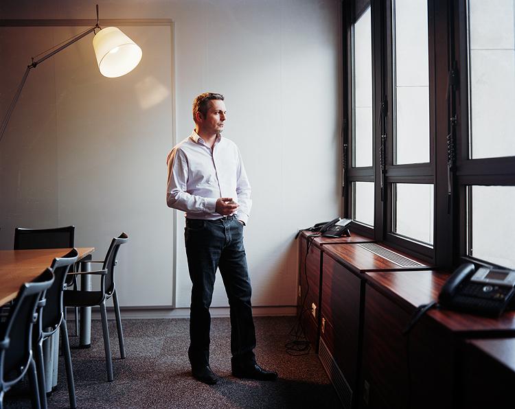 Jean-François :: portrait corporate