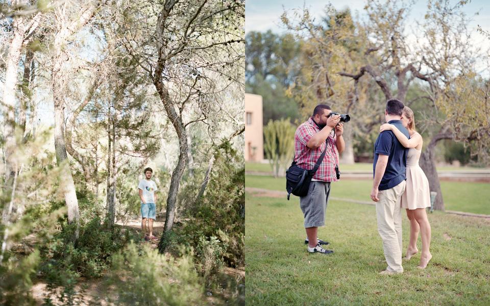 Film Is Not Dead – Workshop Ibiza 2012 :: portraits