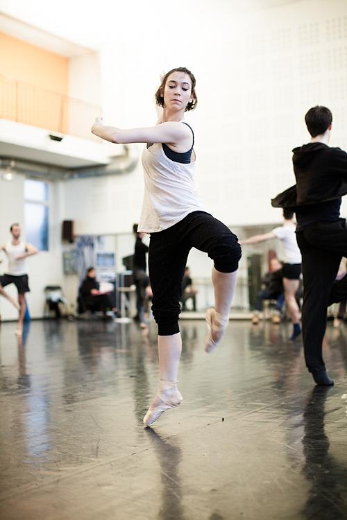 Petter Jacobsson – CCN Ballet de Lorraine :: portrait + répétitions