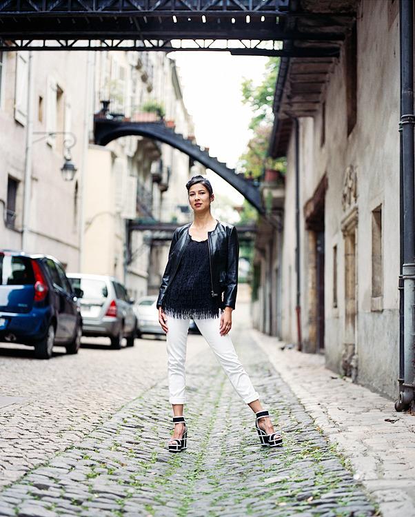 Valérie Ly Cuong :: portrait