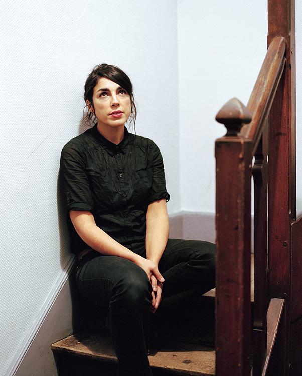 Laetitia Shériff :: portrait