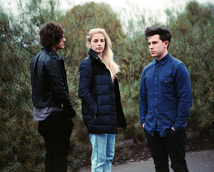 London Grammar :: portrait