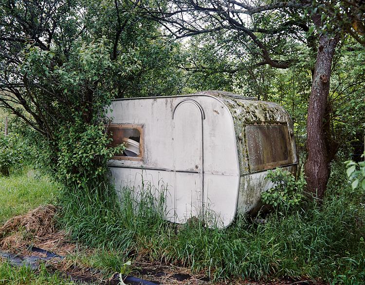 "Installation/Exposition ""Caravanes"" – Biennale Internationale de l'Image de Nancy 2014"