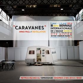 Caravanes par Arno Paul