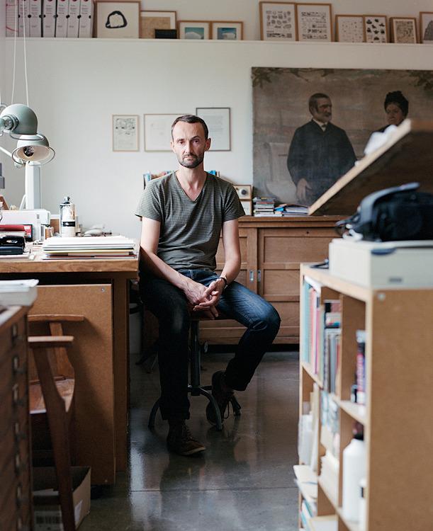 Jochen Gerner :: portrait