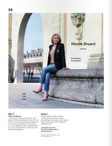 Nancy Vu Par # 6, 7 et 8 :: portraits