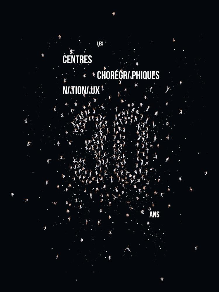 Centres Chorégraphiques Nationaux : photographies pour les 30 ans