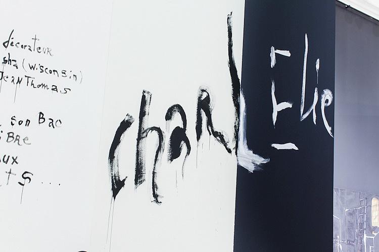 CharlElie Couture :: portrait