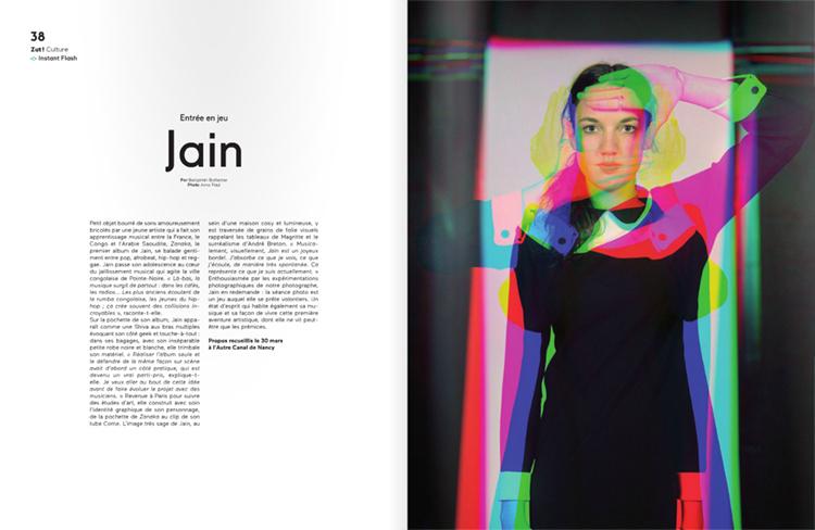 Jain :: portrait
