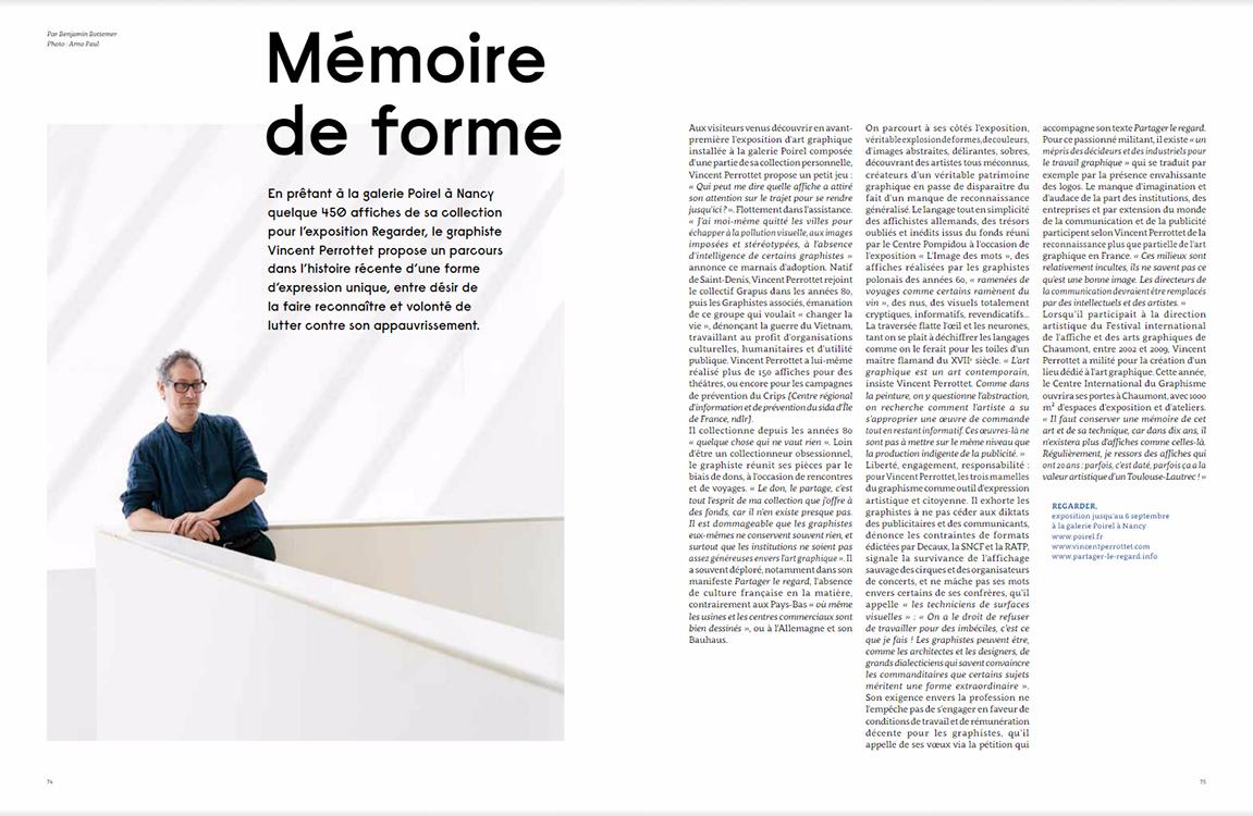 Vincent Perrottet :: portrait