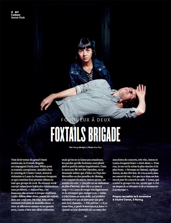 Foxtails Brigade :: portrait