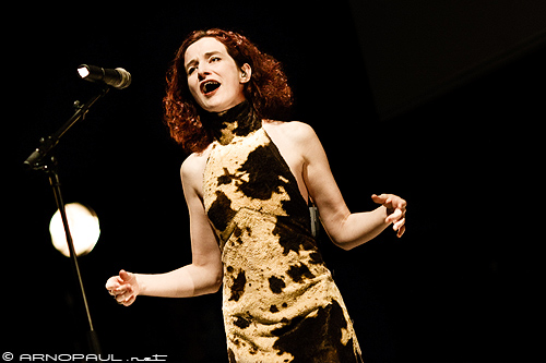 Nancy Jazz Pulsations :: F.M. – Claire Diterzi