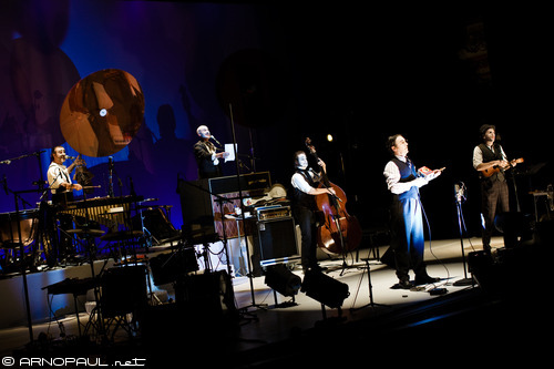 Nancy Jazz Pulsations :: The Spaghetti Western Orchestra :: 13.10.2009
