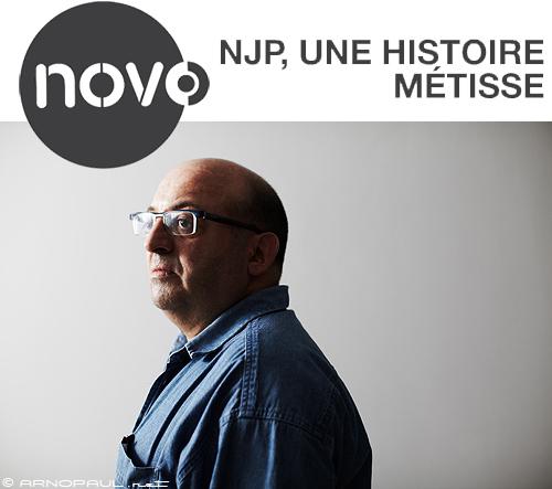 Patrick Kader – Nancy Jazz Pulsations – Novo #4 :: Portrait