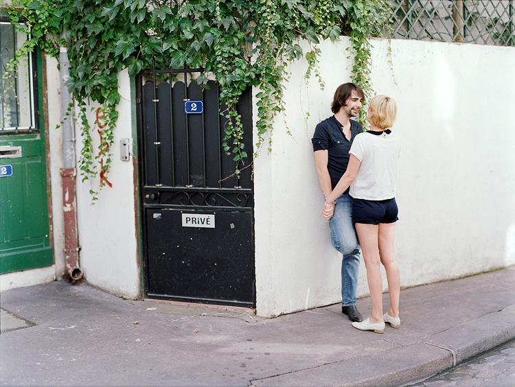 Juliette & François :: portrait couple