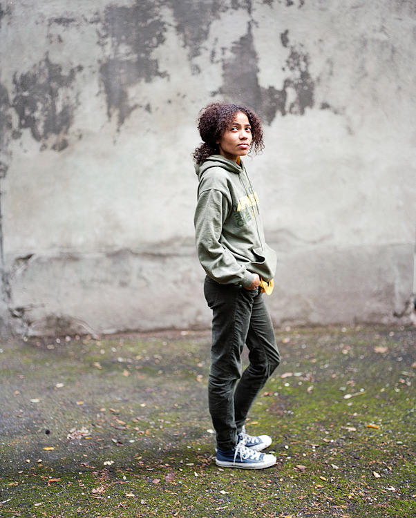 Nneka :: portrait
