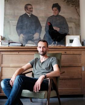 Jochen Gerner par Arno Paul