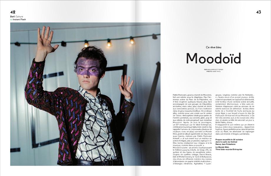 Moodoïd :: portrait
