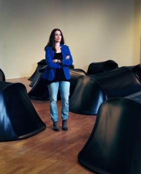 Cristina Escobar par Arno Paul