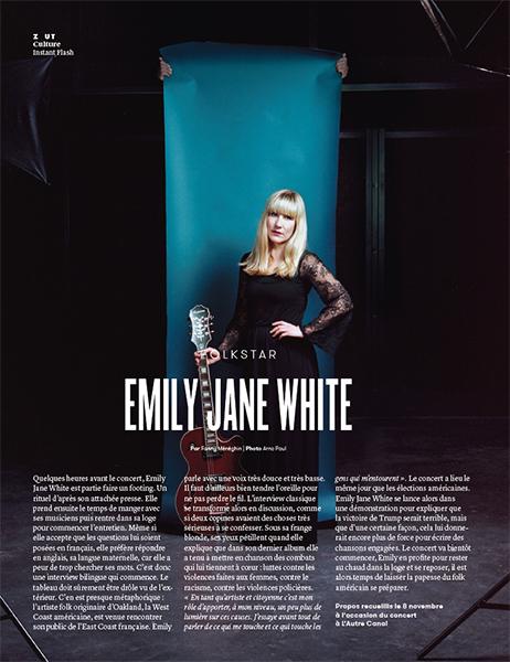 Emily Jane White :: portrait