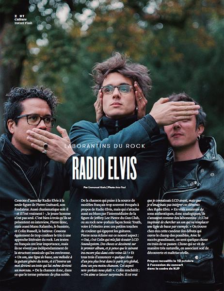 Radio Elvis :: portrait