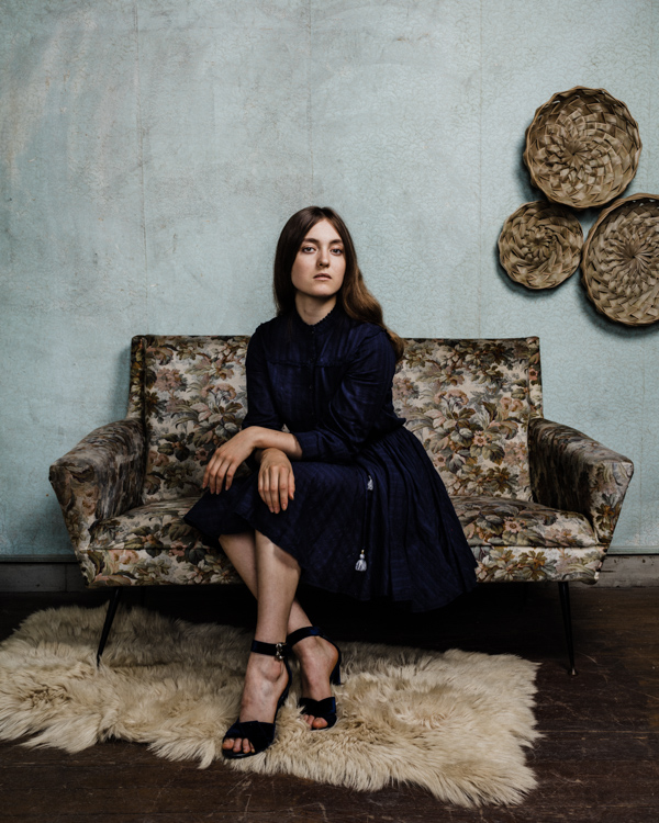 Otylia Gony – Glorieuses :: portrait