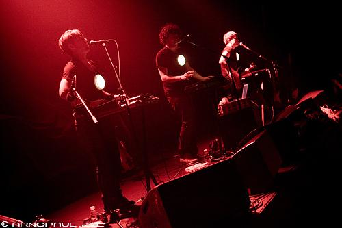 Trio électro de Metronomy